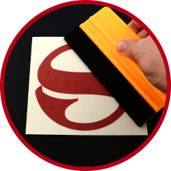 Step 2 - Prepare the sticker